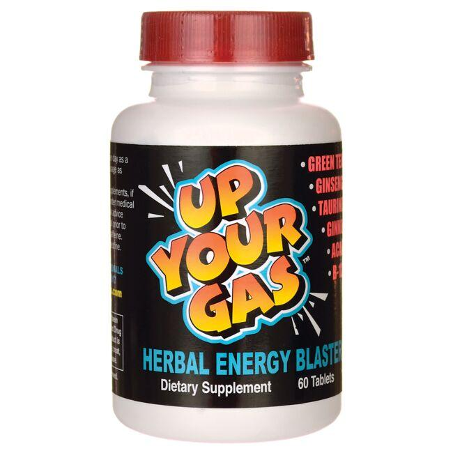 House of David Up Your Gas Herbal Energy Blaster