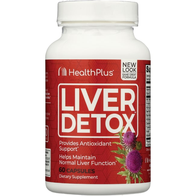 Health Plus Super Liver Cleanse
