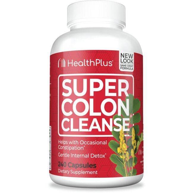 Health Plus Super Colon Cleanse