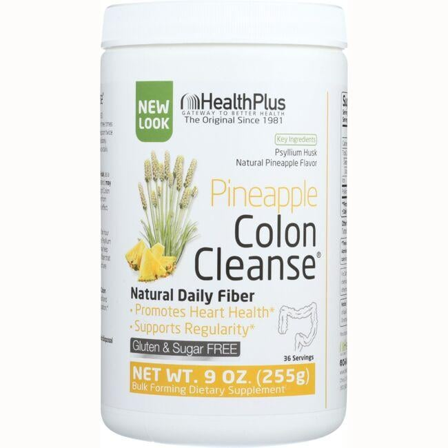 Health Plus Colon Cleanse - Refreshing Pineapple