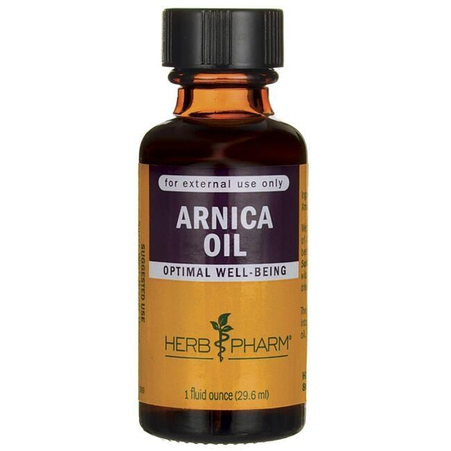 Herb PharmArnica Oil - Optimal Well-Being