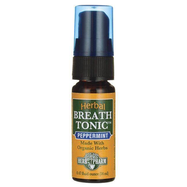 Herb PharmHerbal Breath Tonic - Peppermint