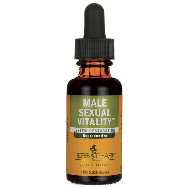 Herb Pharm Male Sexual Vitality - System Restoration