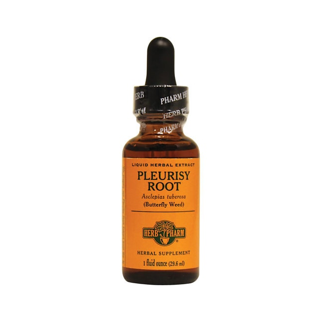 Herb Pharm Pleurisy Root Extract