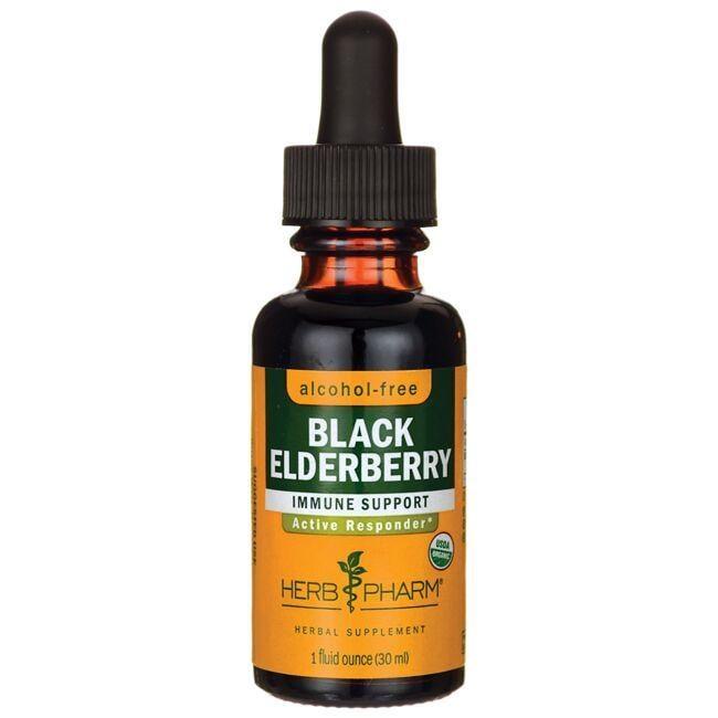 Herb PharmBlack Elderberry - Alcohol Free
