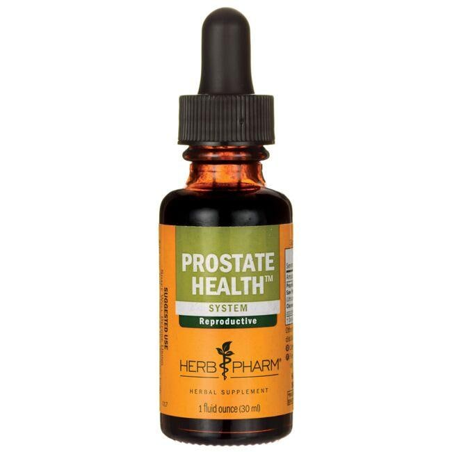 Herb Pharm Healthy Prostate Tonic Compound