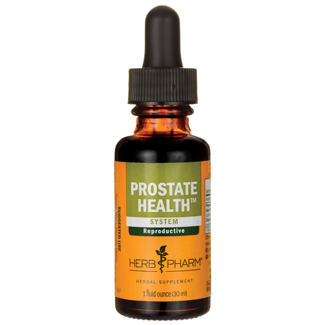 Herb PharmHealthy Prostate Tonic Compound