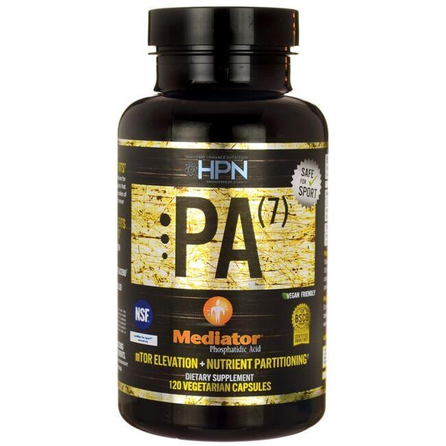High Performance Nutrition PA(7) Mediator