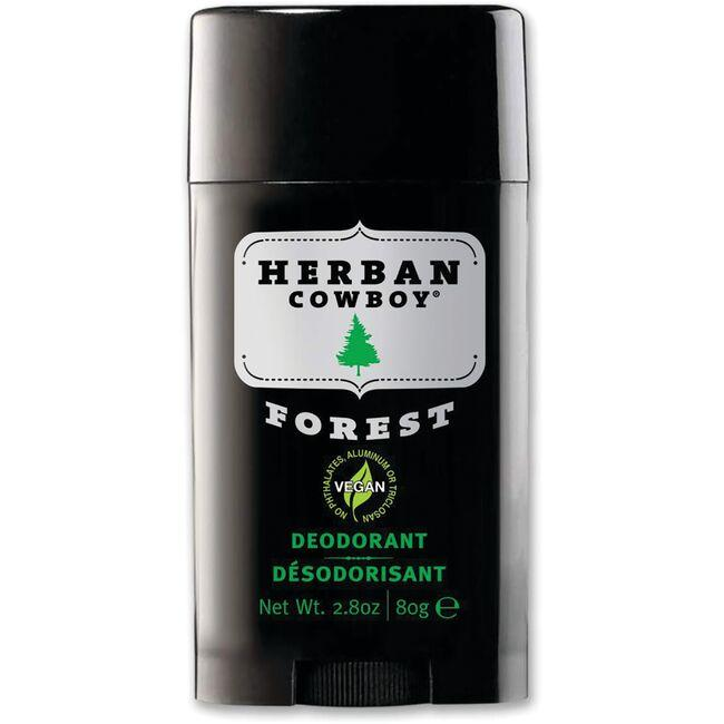 Herban Cowboy Deodorant Maximum Protection - Forest