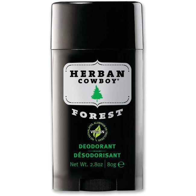 Herban CowboyDeodorant Maximum Protection - Forest