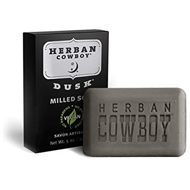 Herban Cowboy Milled Bar Soap - Dusk