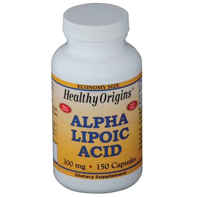 Healthy OriginsAlpha Lipoic Acid