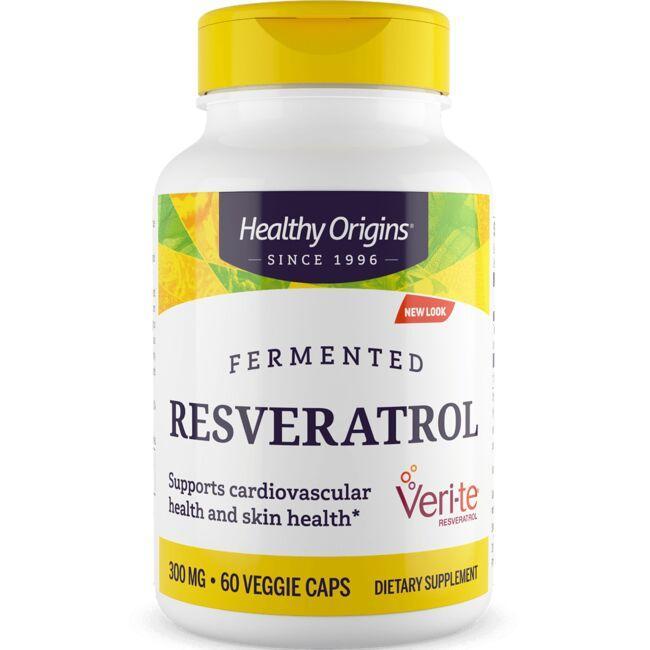 Healthy OriginsActive Trans Resveratrol