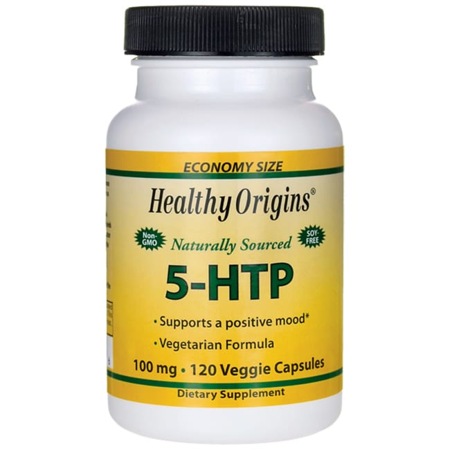 Healthy OriginsNaturally Sourced 5-HTP