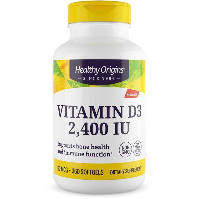 Healthy OriginsVitamin D3
