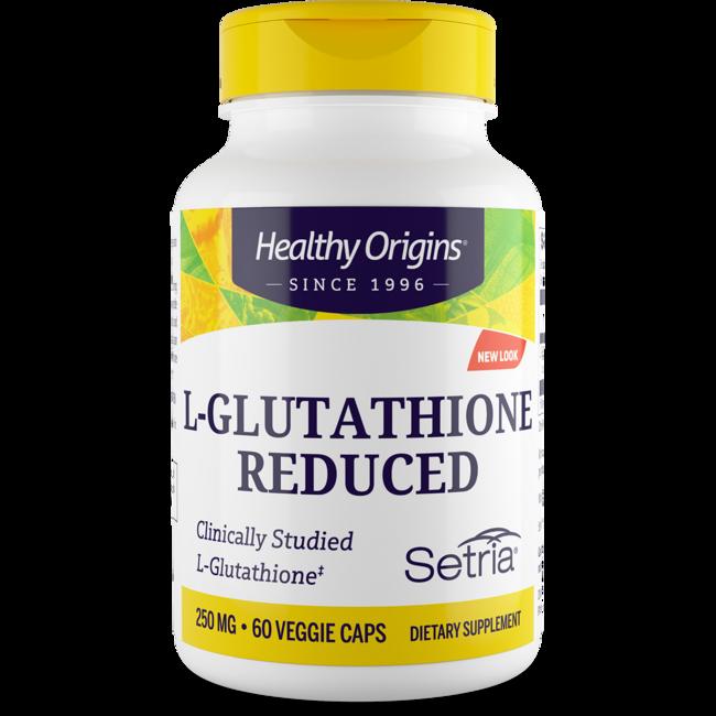 Healthy Origins Setria L-Glutathione Reduced