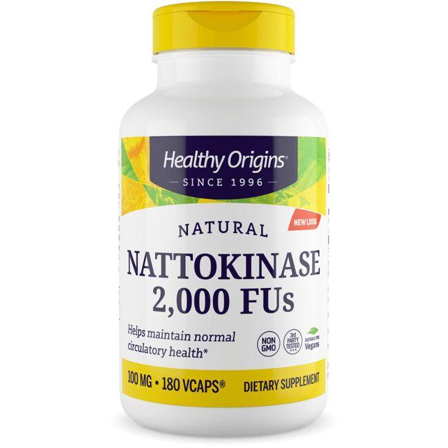 Healthy OriginsNattokinase 2,000 FU's