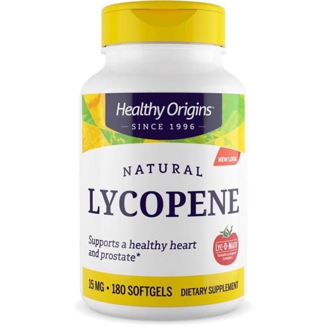 Healthy Origins Natural Lyc-O-Mato Tomato Lycopene Complex