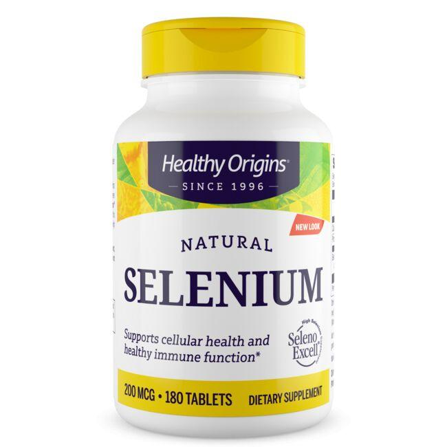 Healthy Origins Natural Seleno Excell Selenium