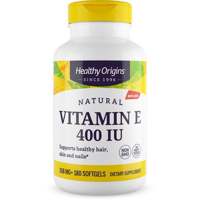 Healthy OriginsE-400