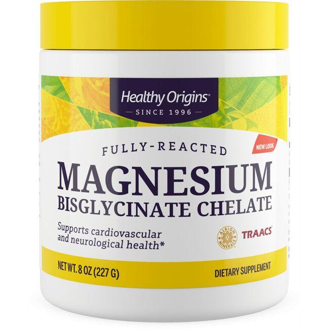 Healthy Origins Magnesium Bisglycinate Chelate