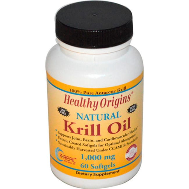 Healthy OriginsNatural Krill Oil