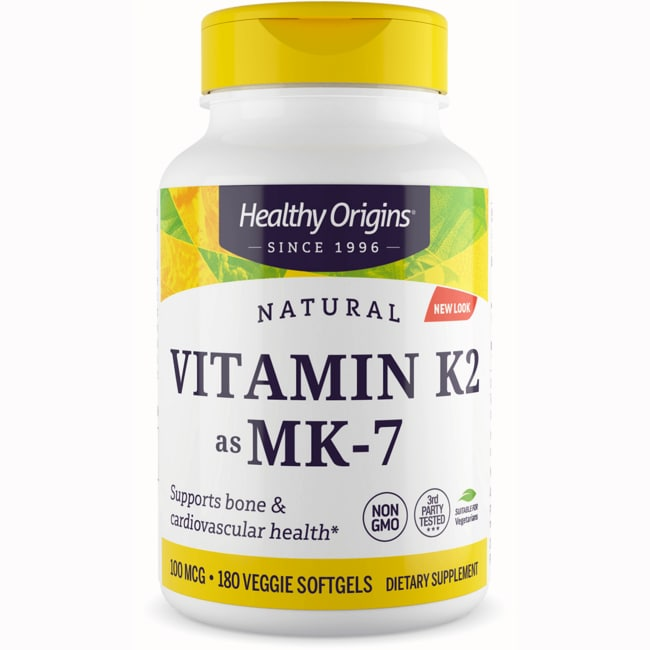 Healthy OriginsVitamin K2 MK-7