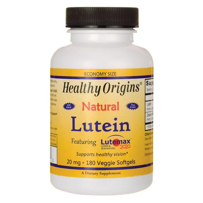 Healthy Origins Lutein