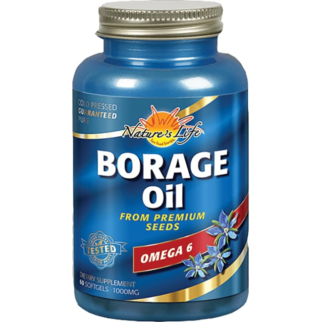 Health From The Sun Borage Oil 300