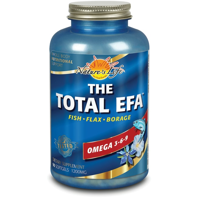 Health From The Sun The Total EFA Omega 3-6-9
