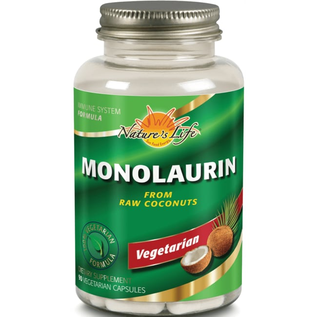 Health From The SunVegetarian Monolaurin