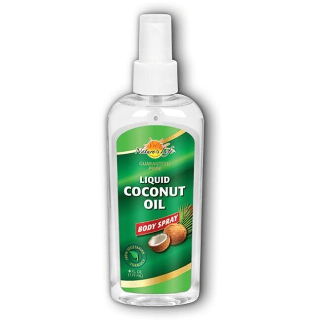 Health From The SunLiquid Coconut Oil Body Spray