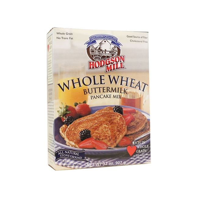 Hodgson MillWhole Wheat Buttermilk Pancake Mix