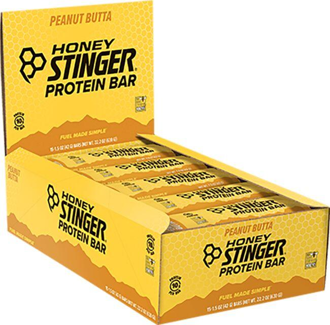 Honey Stinger Protein Bars - Peanut Butta