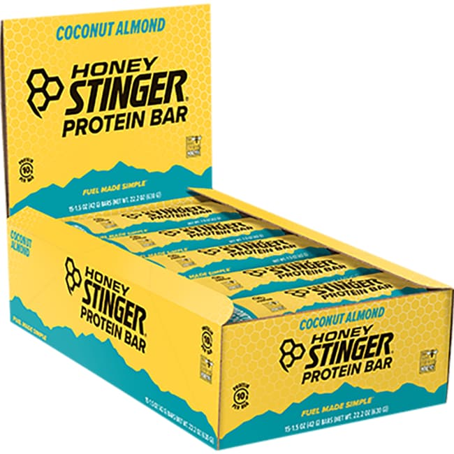 Honey StingerDark Chocolate Coconut Almond Pro