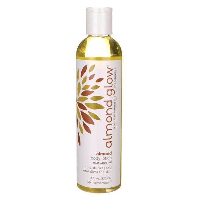 Home HealthAlmond Glow Body Lotion Massage Oil - Almond