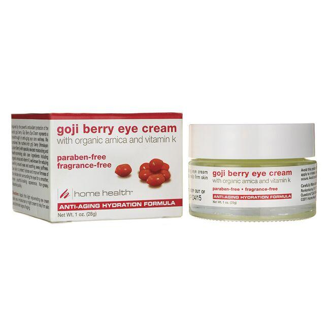 Home Health Goji Berry Eye Cream - Fragrance Free