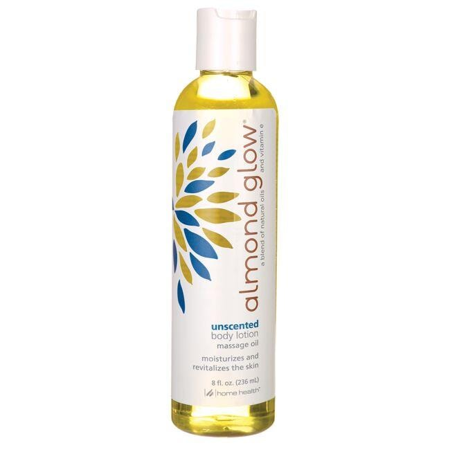 Home HealthAlmond Glow Body Lotion Massage Oil - Unscented