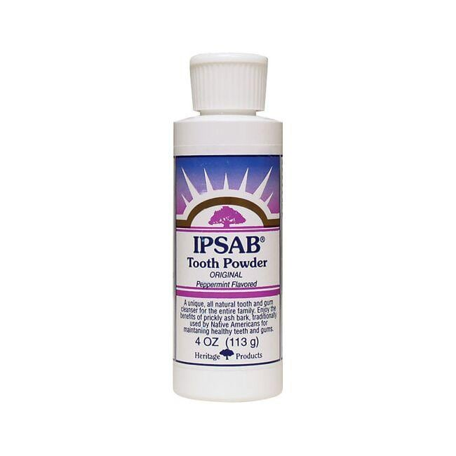 Heritage Products IPSAB Tooth Powder Peppermint