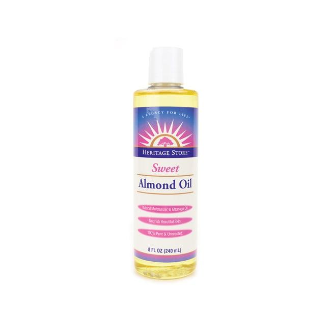 Heritage ProductsSweet Almond Oil