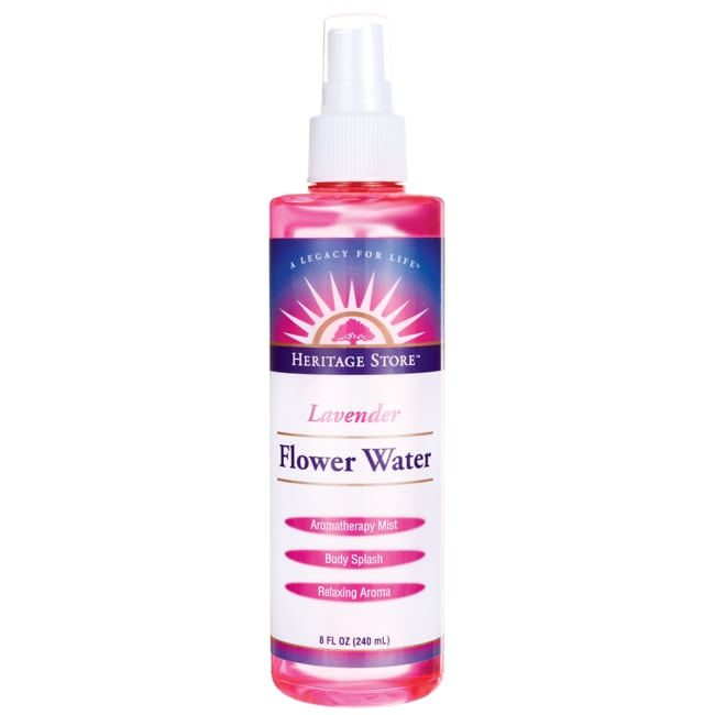 Heritage ProductsFlower Water - Lavender