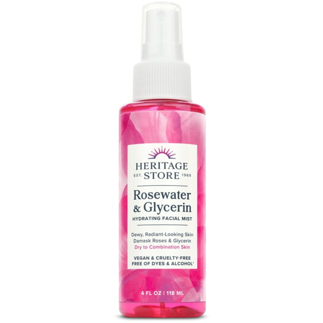 Heritage ProductsRosewater & Glycerin