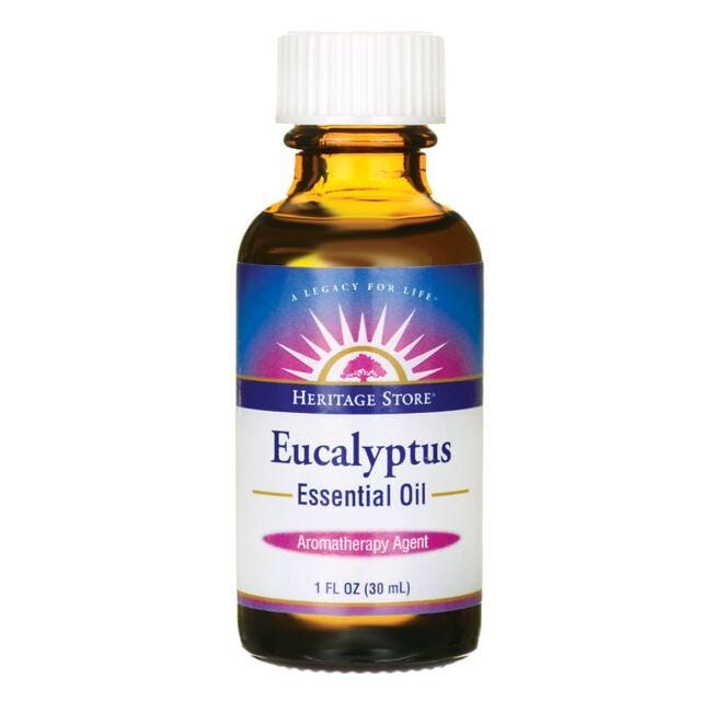Heritage Products Eucalyptus Essential Oil