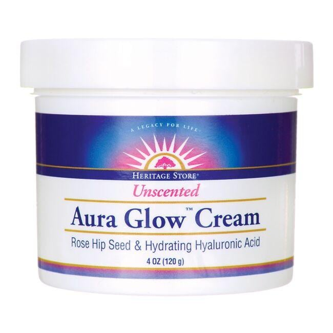 Heritage Products Unscented Aura Glow Cream