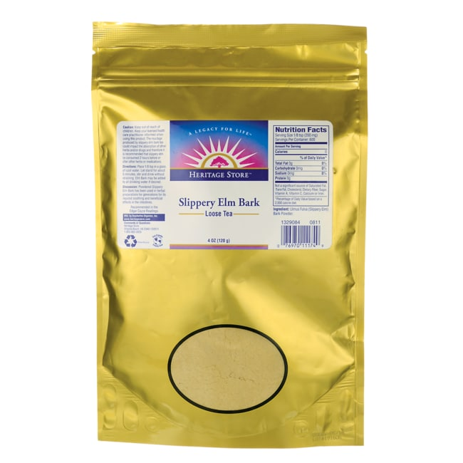 Heritage ProductsSlippery Elm Bark Loose Tea