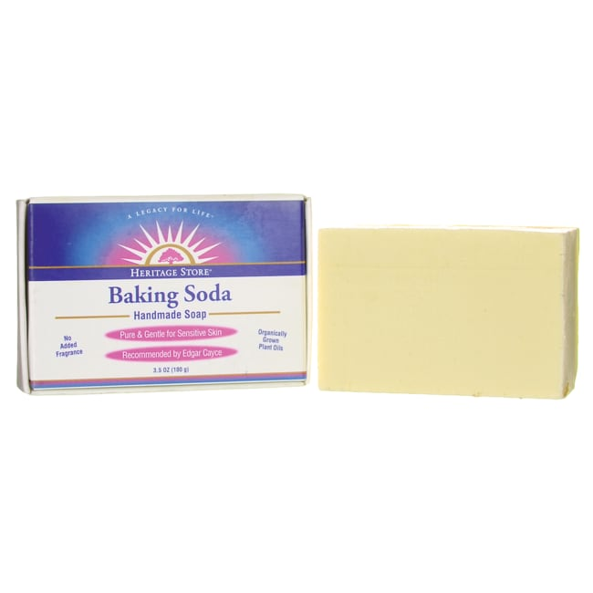Heritage ProductsBaking Soda Handmade Soap