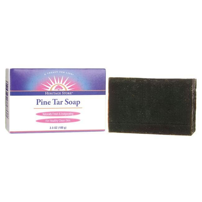 Heritage ProductsPine Tar Soap