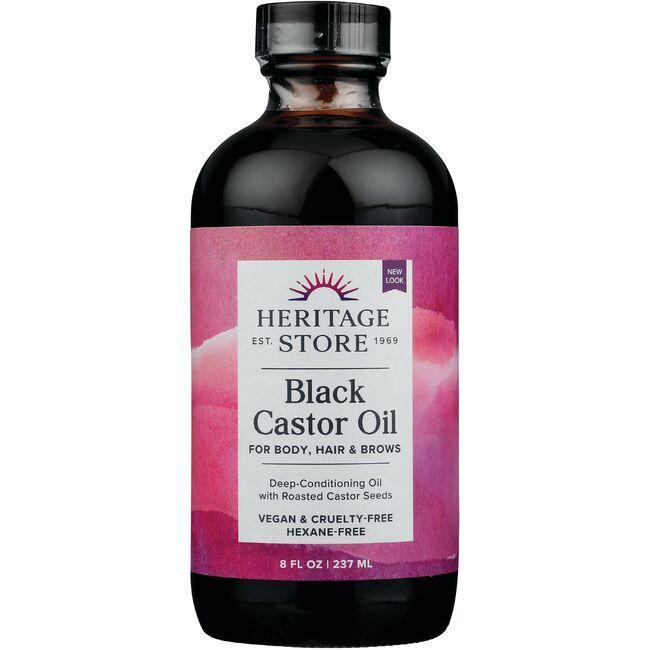 Heritage ProductsBlack Castor Oil