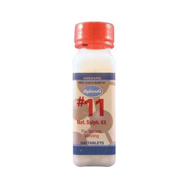 Hyland's#11 Natrum Sulph 6X Cell Salts