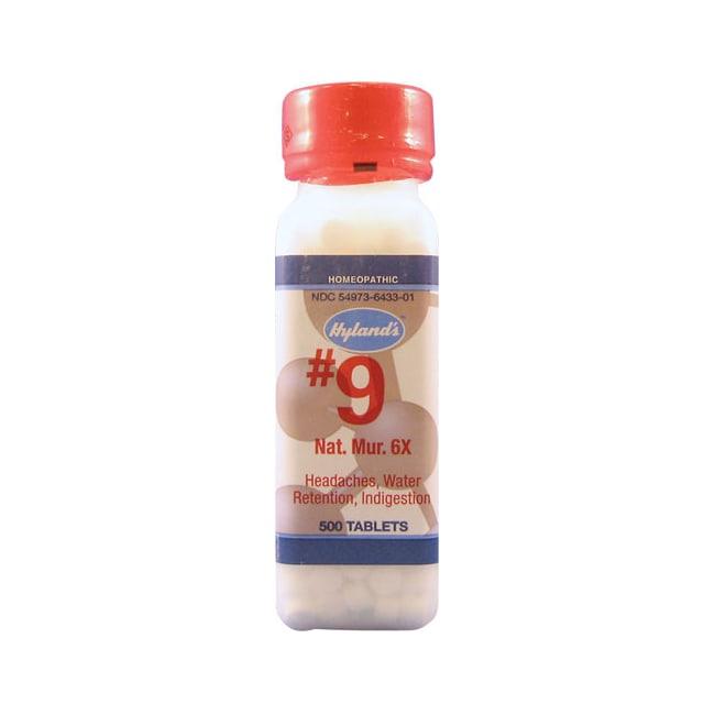 Hyland's #9 Natrum Mur 6X Cell Salts